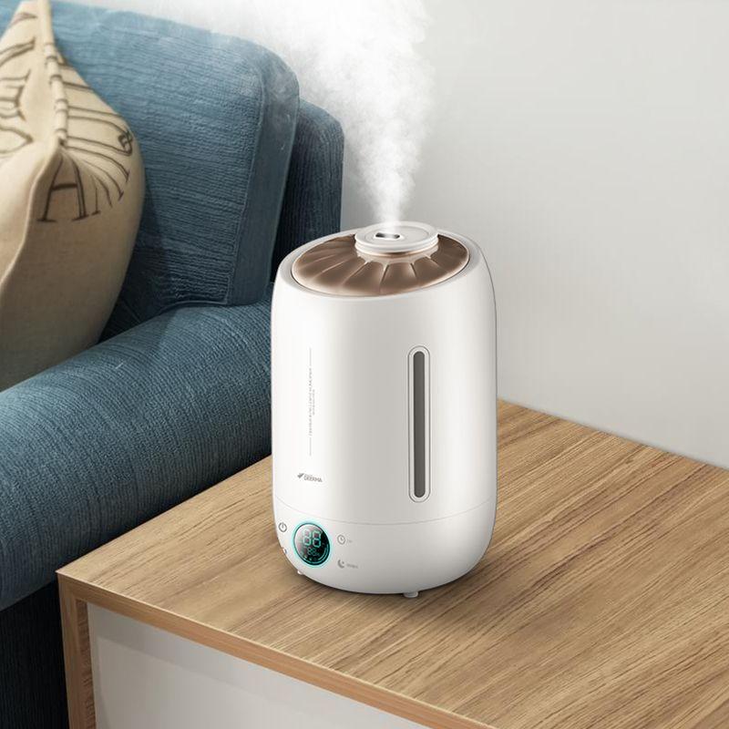 Deerma Air Humidifier 5L Large Capacity Quiet Aroma Ultrasonic Fog Creator
