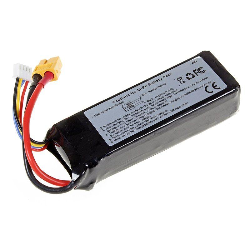 Original Walkera Runner 250 Spare Parts Battery Runner 250-Z-26 11.1V 2200mAh (3S) Battery Walkera Runner 250 Advance battery