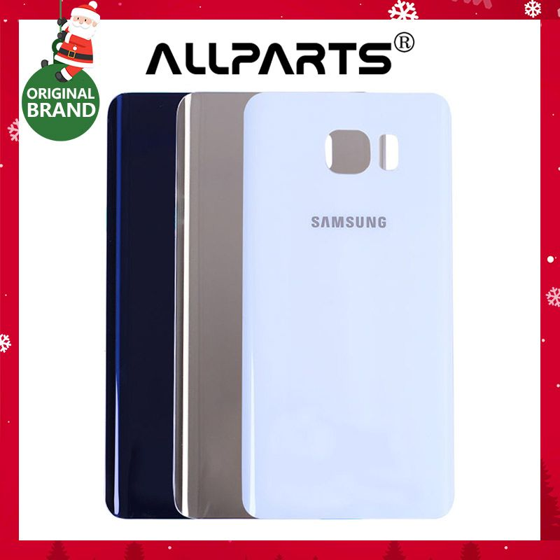 Back Housing Glass For Samsung Galaxy Note 5 Back Cover Case Note5 N920A N9200 SM-N920 N920C Battery Rear Door Replacement Parts