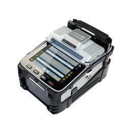 SM&MM Multi-language Automatic Six Motors Intelligent FTTH Fiber Optic Splicing Machine Optical Fiber Fusion Splicer