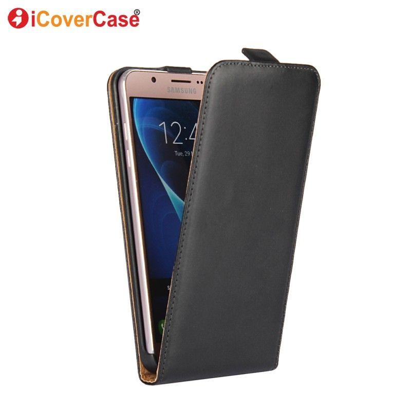 Coque pour Samsung Galaxy J5 2016 Cas Flip Couverture En Cuir Portefeuille pour Samsung J5 J3 2016 J7 2017 J1 J2 cas Funda Capa Etui Hoesje