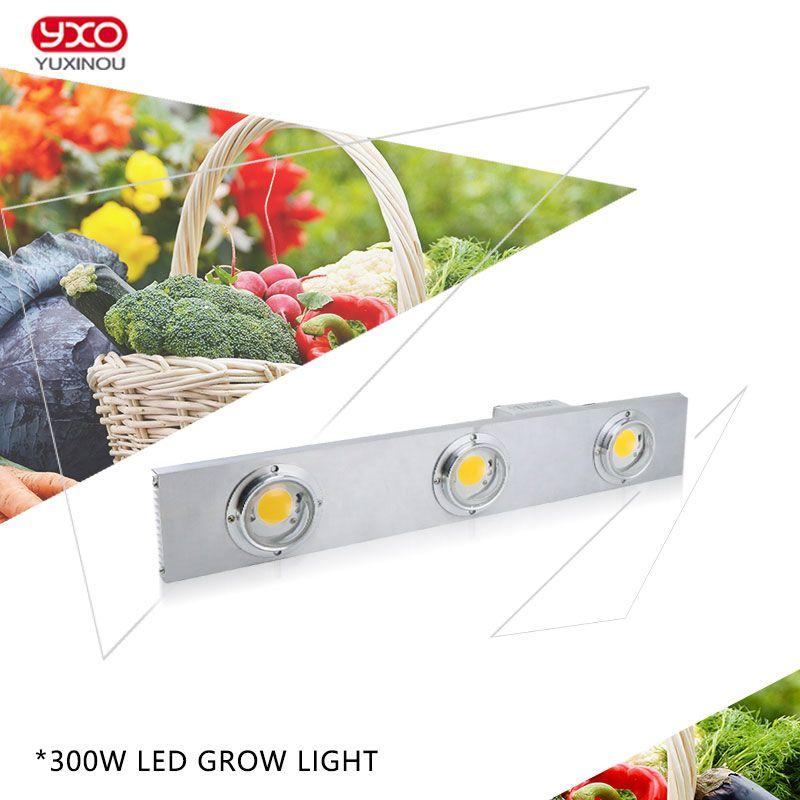 Dimmbare CREE CXB3590 300 W COB LED Wachsen Licht Gesamte Spektrum Citizen LED Wachsen Lampe Indoor Pflanzen Wachstum Beleuchtung