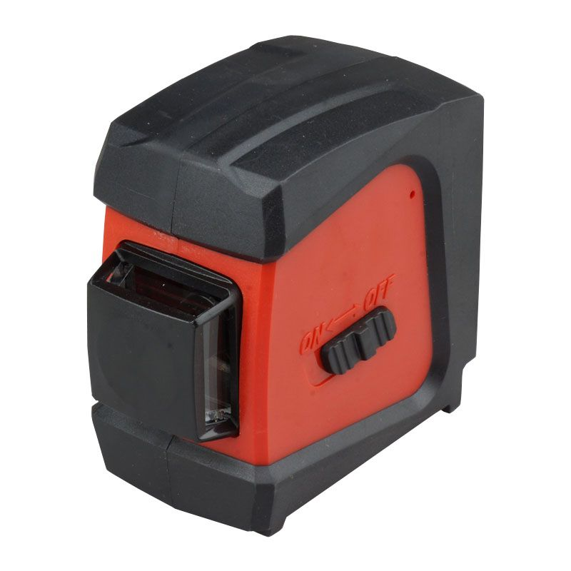 ACUANGLE A8846 360 degree self-leveling rotary Red wall meter Laser level gravity leveling instrument laser line meter mud tools