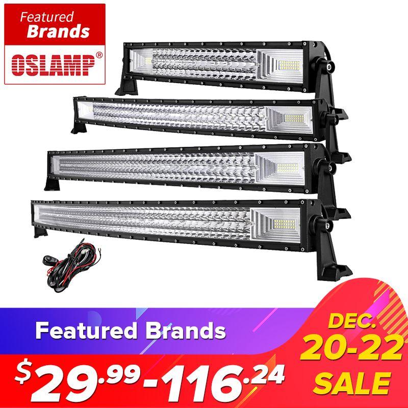 Oslamp 3-Row 5