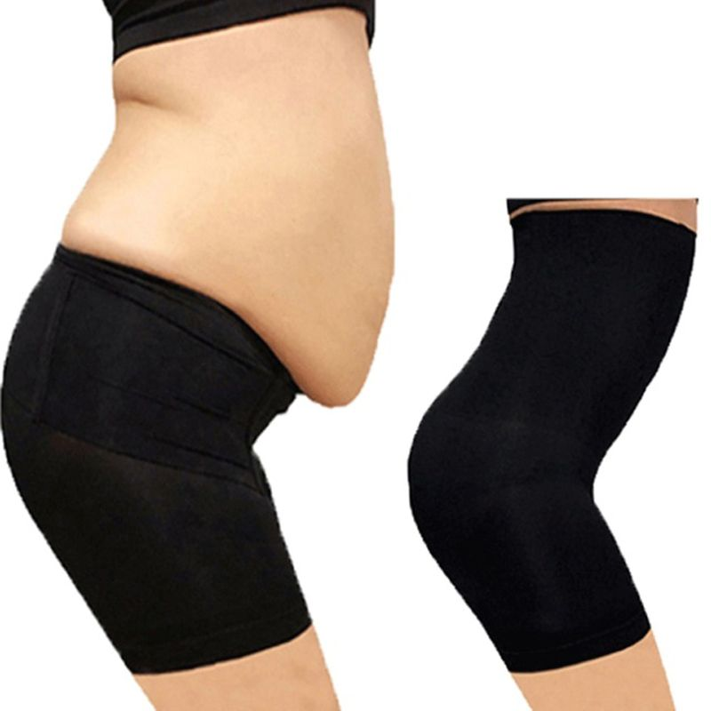 Seamless Women High Waist Slimming Tummy Control Knickers Pant Briefs Shapewear Underwear Body Shaper Lady Corset