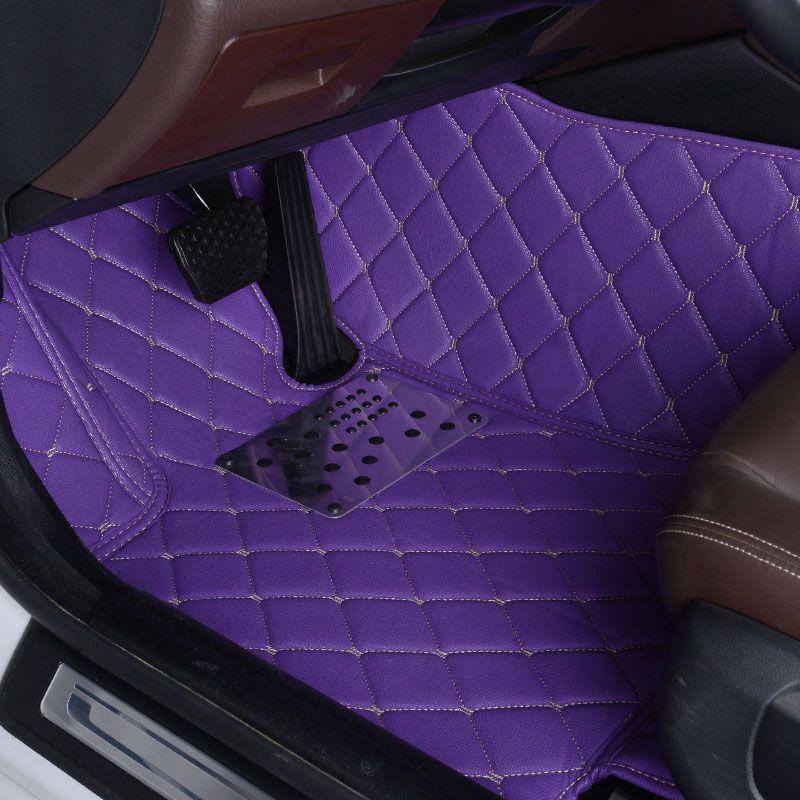 KOKOLOLEE Custom car floor mats for Chery All Models A1/ 3/5 Tiggo Cowin Fulwin Riich E3 E5 QQ3 6 V5 Tiggo X1 car styling floor