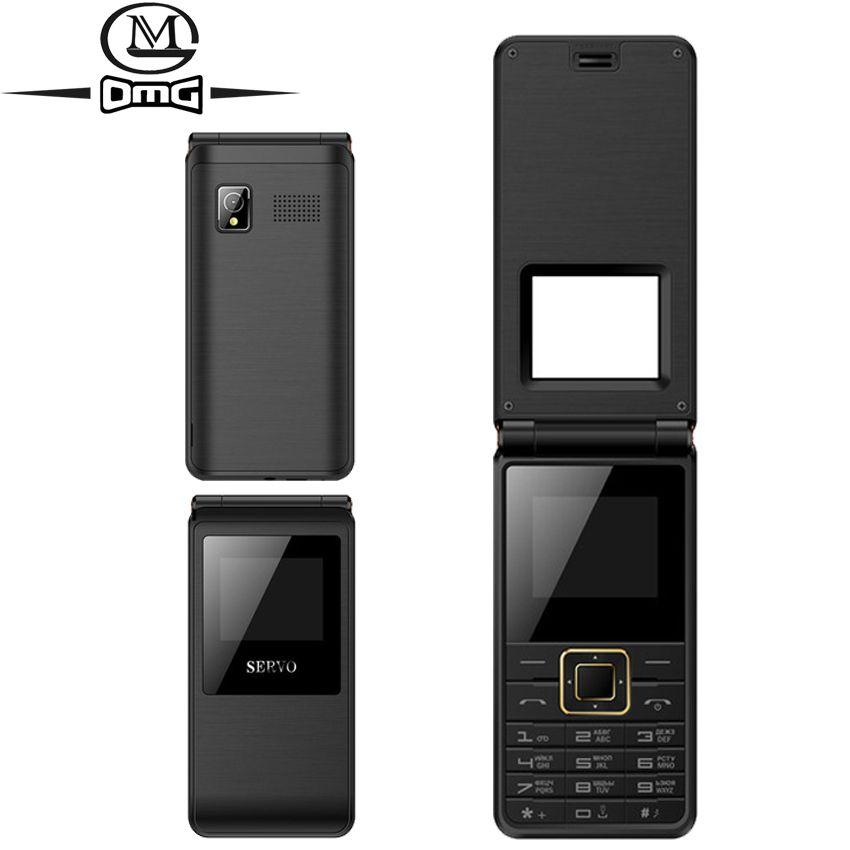 SERVO 2017 cubierta del teléfono móvil Del Tirón Del teclado Ruso 1.77