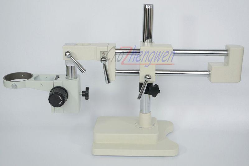 FYSCOPE Allmacht Doppel Arm basis Mit Stereo Zoom Mikroskop STL2 + A1