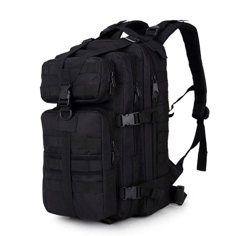 35L Military Tactical Backpack Oxford 3P Bags Tactical Backpack <font><b>Outdoor</b></font> Sports Bag Hunting Camping Climbing Fishing Bags