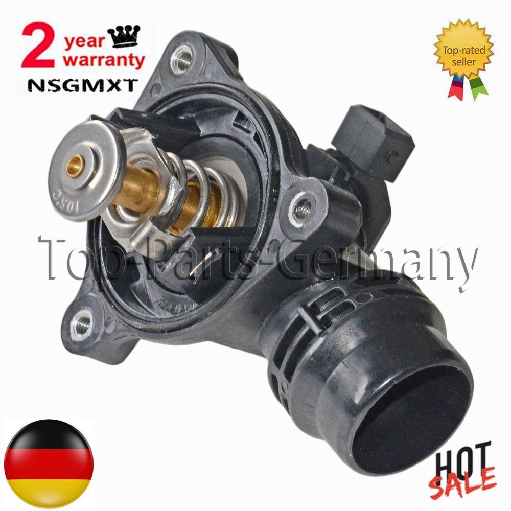 Thermostats with housing For BMW E91 5er E60 X3 E83 Z4 E85 1ER E81 E87 3ER E46 E90 11 53 7 510 959, 11537510959