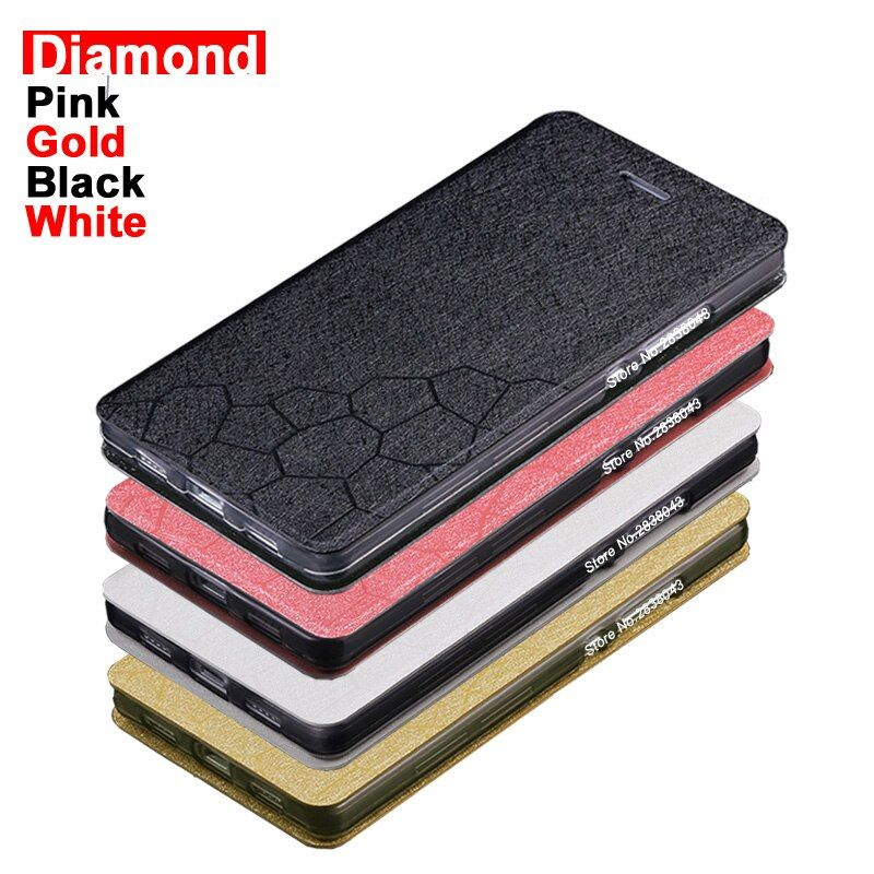 Newest case for Huawei honor 9 case cover diamond line cover for Huawei honor 9 case PU flip case For Huawei honor 9 phone case