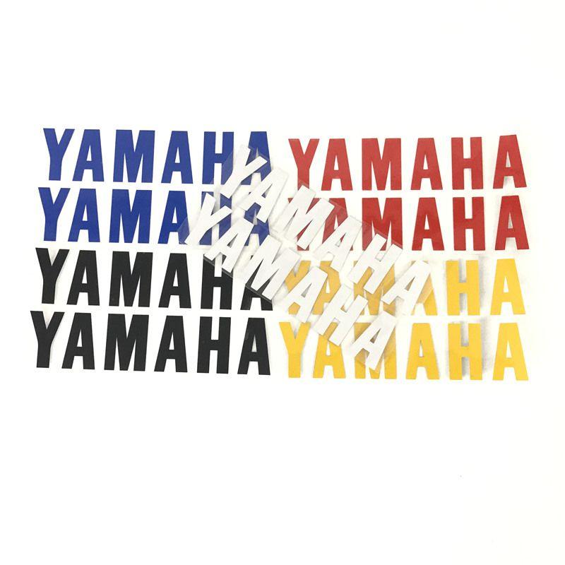 Motorcycle high-quality stereo 3M Reflective stickers fit for yamaha logo tmax YZF R1 YZF R6 FZ6 FAZER FZ1 FAZER TDM 900 FZ1 FAZ