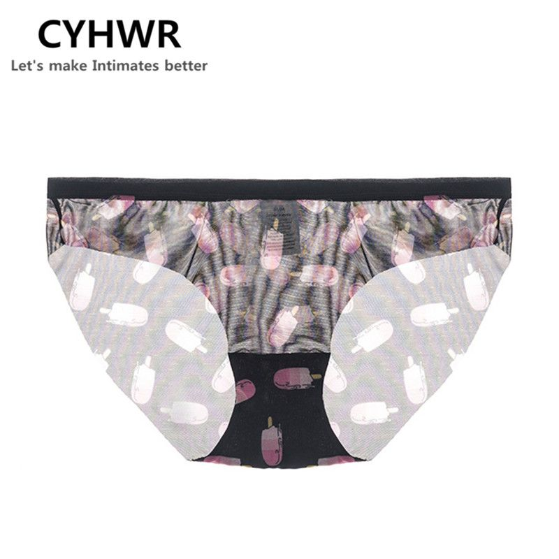 CYHWR sexy low-rise Sweetheart ice cream cute little lady comfortable briefs