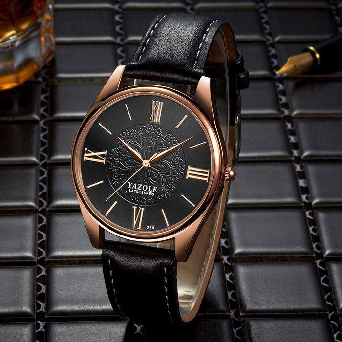 YAZOLE 2018 Business Dress Quartz Watch Women Watches Ladies <font><b>Famous</b></font> Brand Wrist Watch Female Clock Montre Femme Relogio Feminino