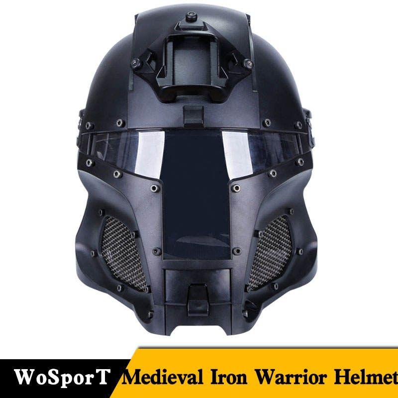 Professionelle Armee Airsoft Helm Full-abgedeckt Militärische Taktische Helm Schießen Paintball Airsoft Helm Outdoor-Sport Sicherheit