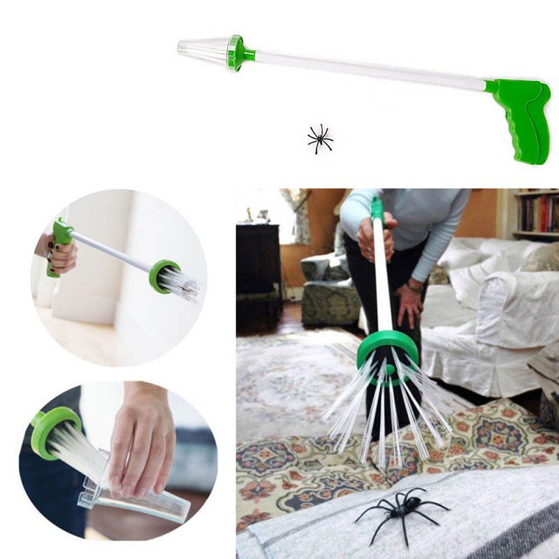 Critter Catcher Spider Catching Insects Catch Release Spiders and Insects Friendly Trap Garden Supplies Drop shipping