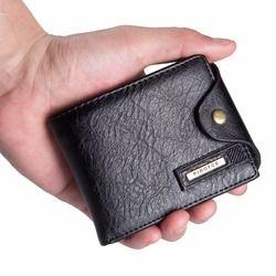 Pequeña cartera hombres multifunción monedero carteras con monedero bolsillo monedero hombres Cartera de cuero masculina marca famosa bolsa de dinero