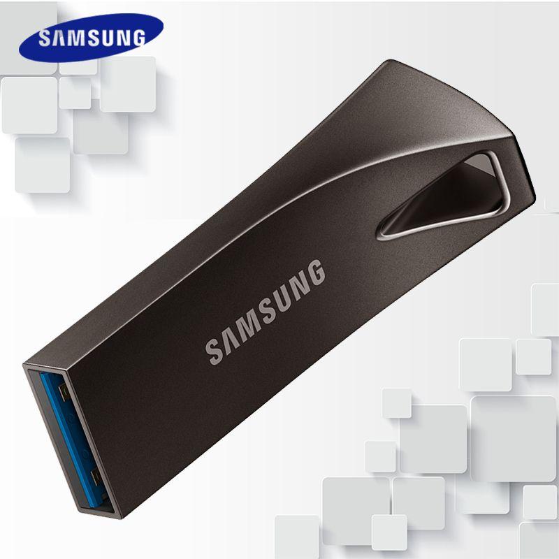 SAMSUNG 3.1 USB Flash Drive 200MB/300MB 32GB 64GB 128GB 256GB Pendrive Mini Pen Drive Memory Stick Storage Device U Disk NEW