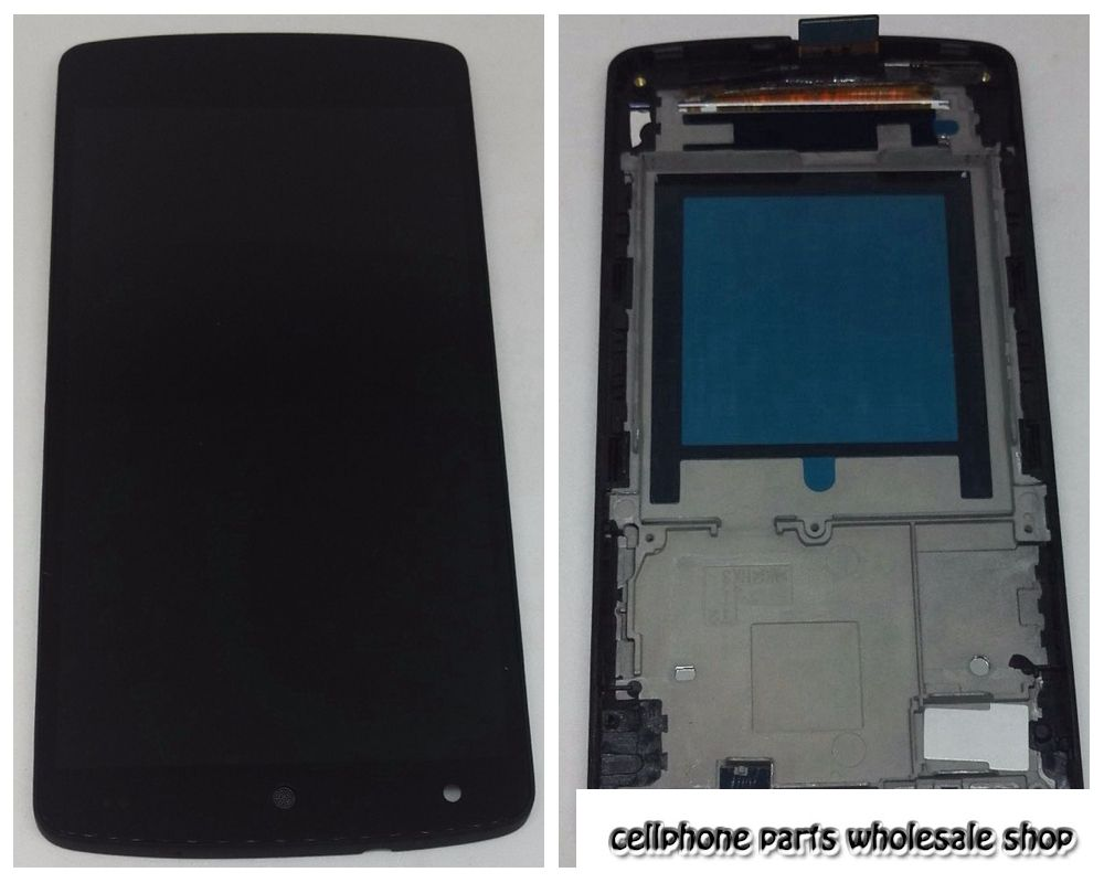 For Lg Google Nexus 5 D820 D821 Lcd Screen Display With Touch Glass Digitizer+frame Assembly