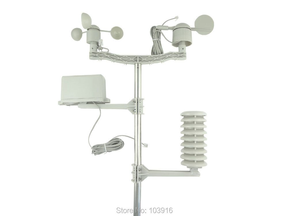 Pièce détachée (unité extérieure) pour Station météo professionnelle sans fil, MS-WH-SP-WS02