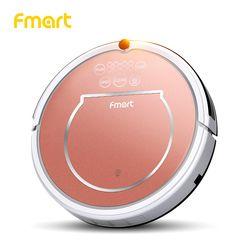 Fmart YZ-Q1 Robot aspirador fregona limpieza del hogar para pelo de mascotas  húmedo y seco 3 en 1 mopa barredora robot aspiradora en seco y húmedo limpio casa de limpieza de barrido
