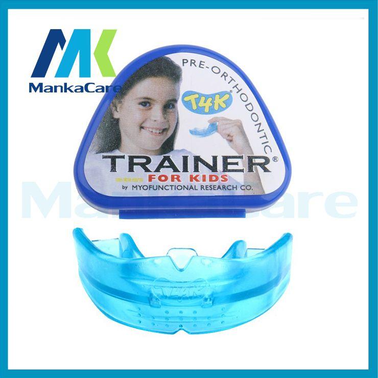 Vente chaude 1 Pièce Simple Pratique Dentaire Dents Orthodontiques Formateur Appliance T4K Orthodontie Dents Formateur Pour Enfants