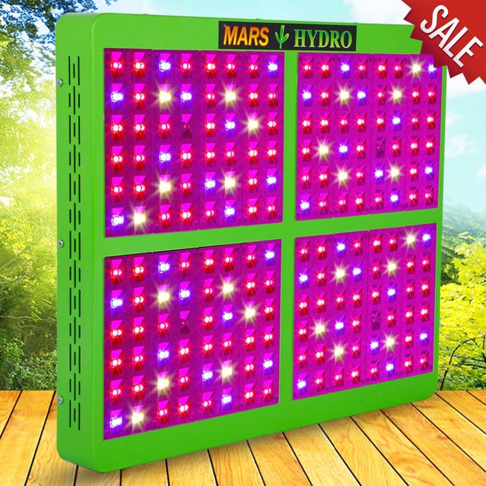 MarsHydro Reflektor 960 Watt LED Wachsen Licht Lampe Hydrokultur für Indoor-garten/Box