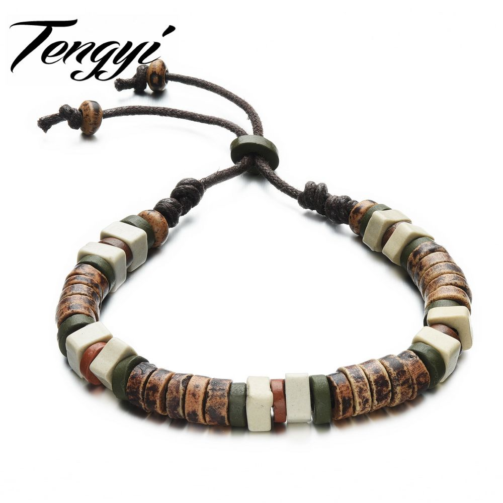 Luxury Charms Clay Beads Fit Charm Bracelet & Jewelry For Women Gifts Handmade Woven Fashion Jewelry TY001