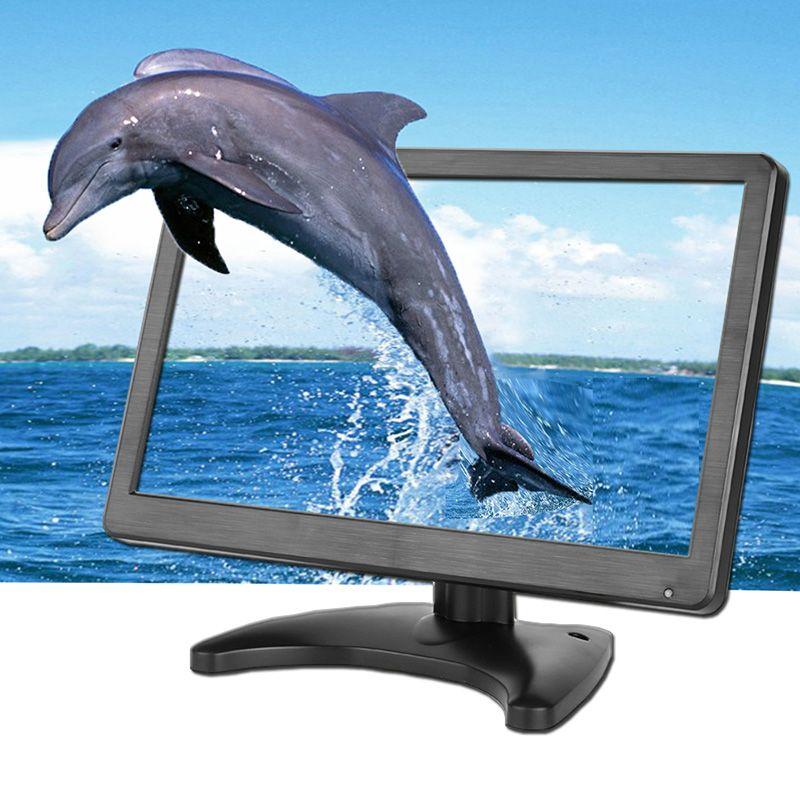 ZHIXIANDA 11.6 Inch Metal HD 1920X1080 IPS Panel PS3 PS4 Xbox360 Display Monitor VGA HDMI Monitor