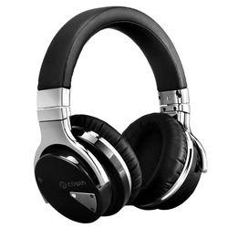 Cowin E-7 высокое качество Беспроводной наушники Bluetooth гарнитура с микрофоном/NFC Беспроводной Наушники для телефона 30 часов непрерывной работы