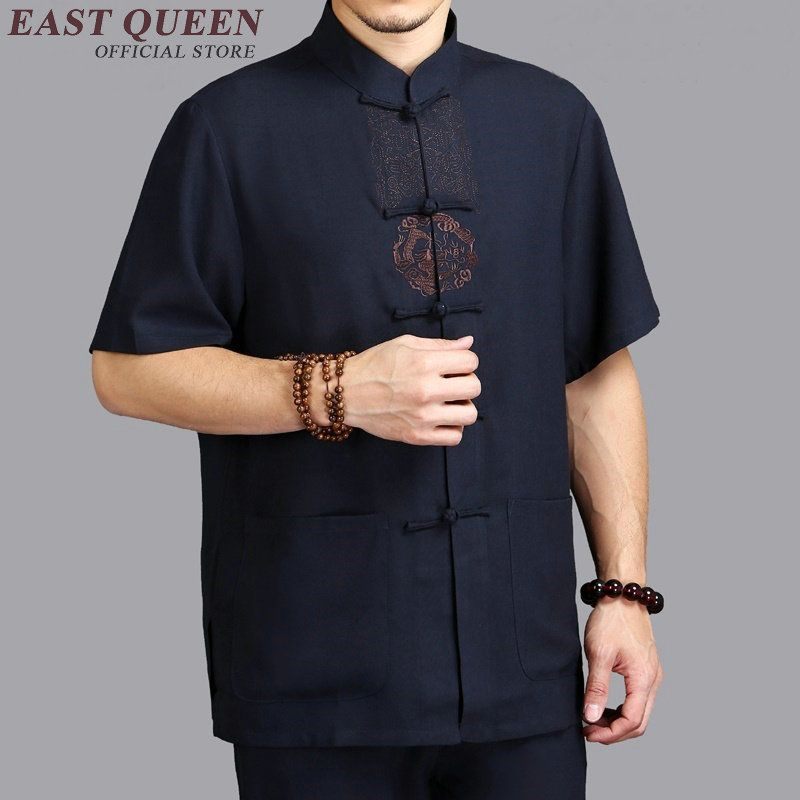 Traditionnels chinois vêtements chinois traditionnel hommes vêtements shanghai tang chinois traditionnel hommes vêtements KK697 W