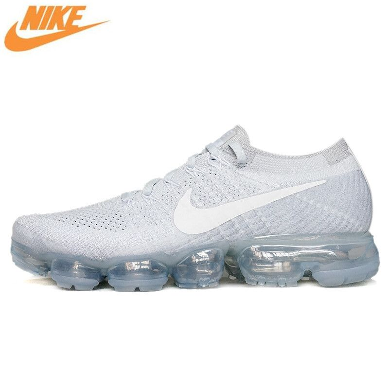 Nike Women's Air VaporMax Flyknit Running Shoes,Original New Arrival Authentic Women Outdoor Sports Sneakers Shoes 849557