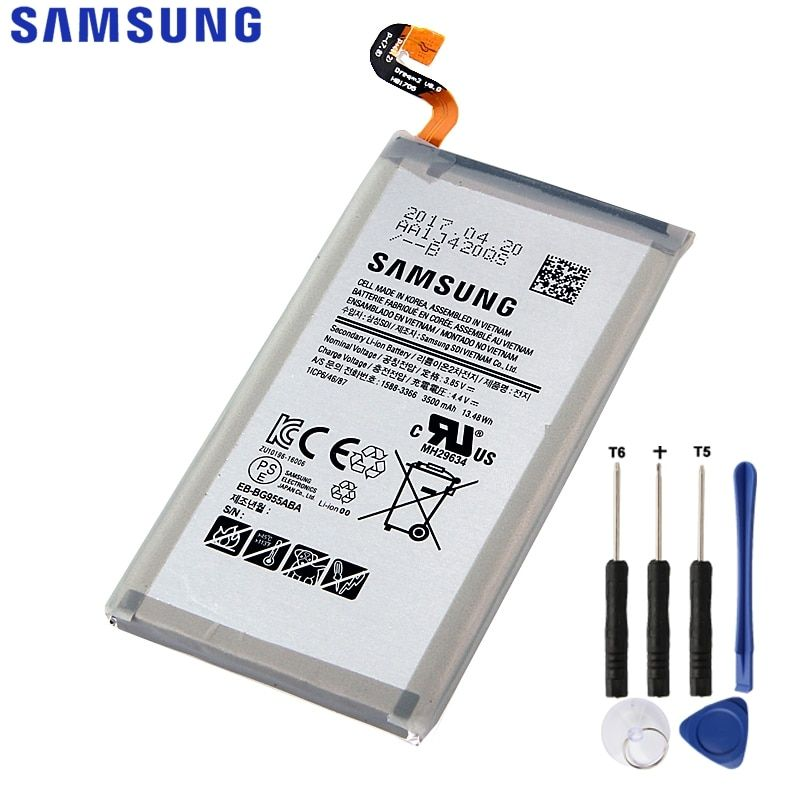 Original Replacement Samsung Battery For Galaxy S8 Plus G9550 G955 GALAXY S8Plus S8+ SM-G9 SM-G955 EB-BG955ABA EB-BG955ABE