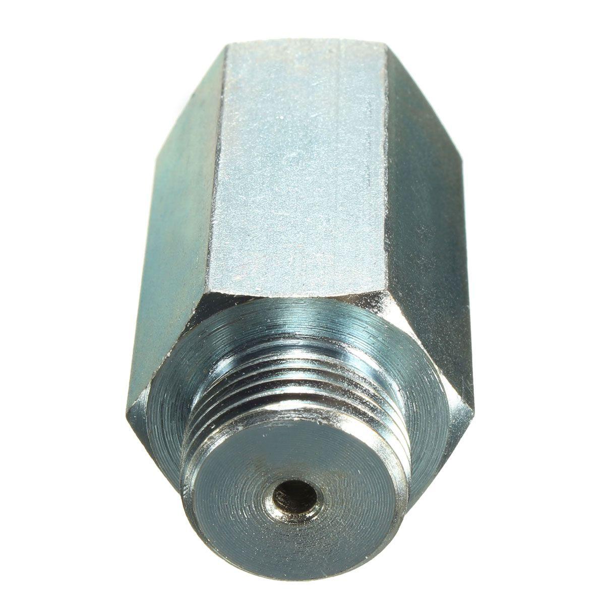 M18x1.5 Oxygen Sensor Extender Spacer Joints Converter for Lambda /decat /hydrogen
