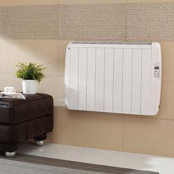Eco Art 2600 W Électrique Chauffage Radiateurs avec Intégré LCD Thermostat