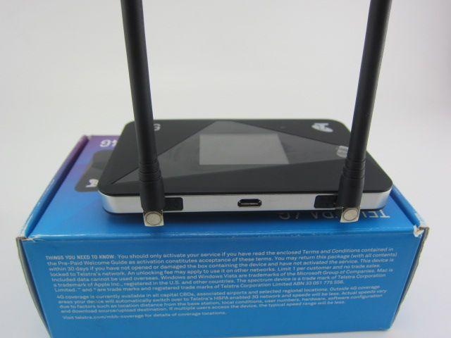 Entsperrt Netgear AirCard 785 S (Plus 2 stücke antenne) LTE Mobilen Hotspot Dual band Wlan 2,4 GHz/5 GHz 4G FDD 700/900/1800/2100/2600 MHZ