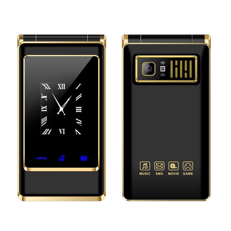 Flip téléphone Senior 3.0