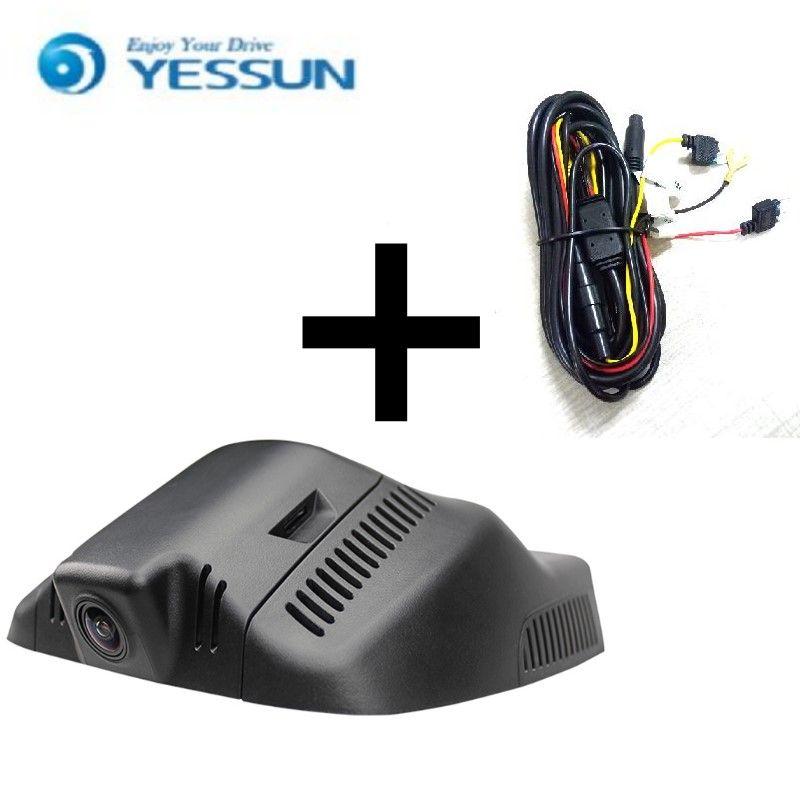 YESSUN pour Benz GLK 200 2011-2015 enregistreur de conduite voiture Dvr Mini caméra Wifi Full HD 1080 P voiture Dash Cam enregistreur vidéo
