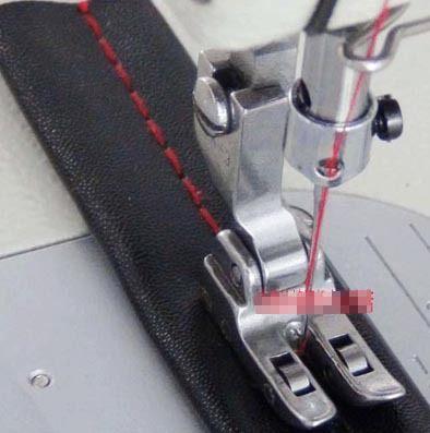LIVRAISON GRATUITE Acier spk-3 plat-couture machine en cuir rouleau pied presseur ordinateur wagon plat 6 roue pied presseur JUKI FRÈRE
