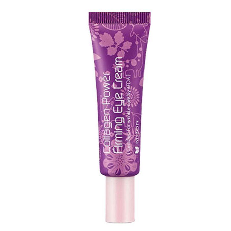 MIZON Collagène Puissance Fermeté tube de crème pour les yeux 10 ml Anti Rides crème pour les yeux enlever les cernes Réparation Oeil De Levage crème hydratante