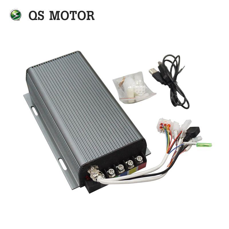 Neue Produkt 36 FÜßE Sabvoton SVMC96120 bürstenlosen controller für Elektrische Fahrrad Motor programmierbare sinus welle typ