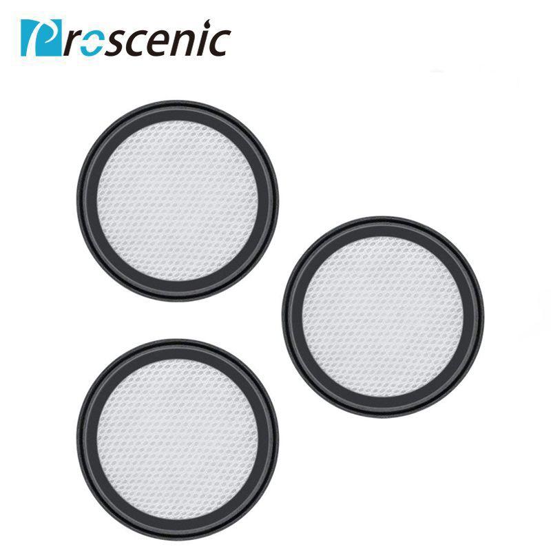 Proscenic P9 Filter Hepa 3 pieces Vacuum Cleaner Parts Hepa