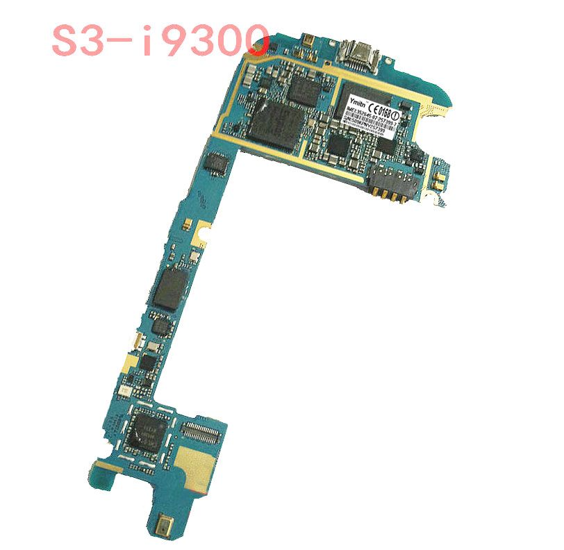 Ymitn 100% work Unlocked Motherboard Unlocked Official Mainboad With Chips Logic Board For Samsung Galaxy s3 i9300 i9305
