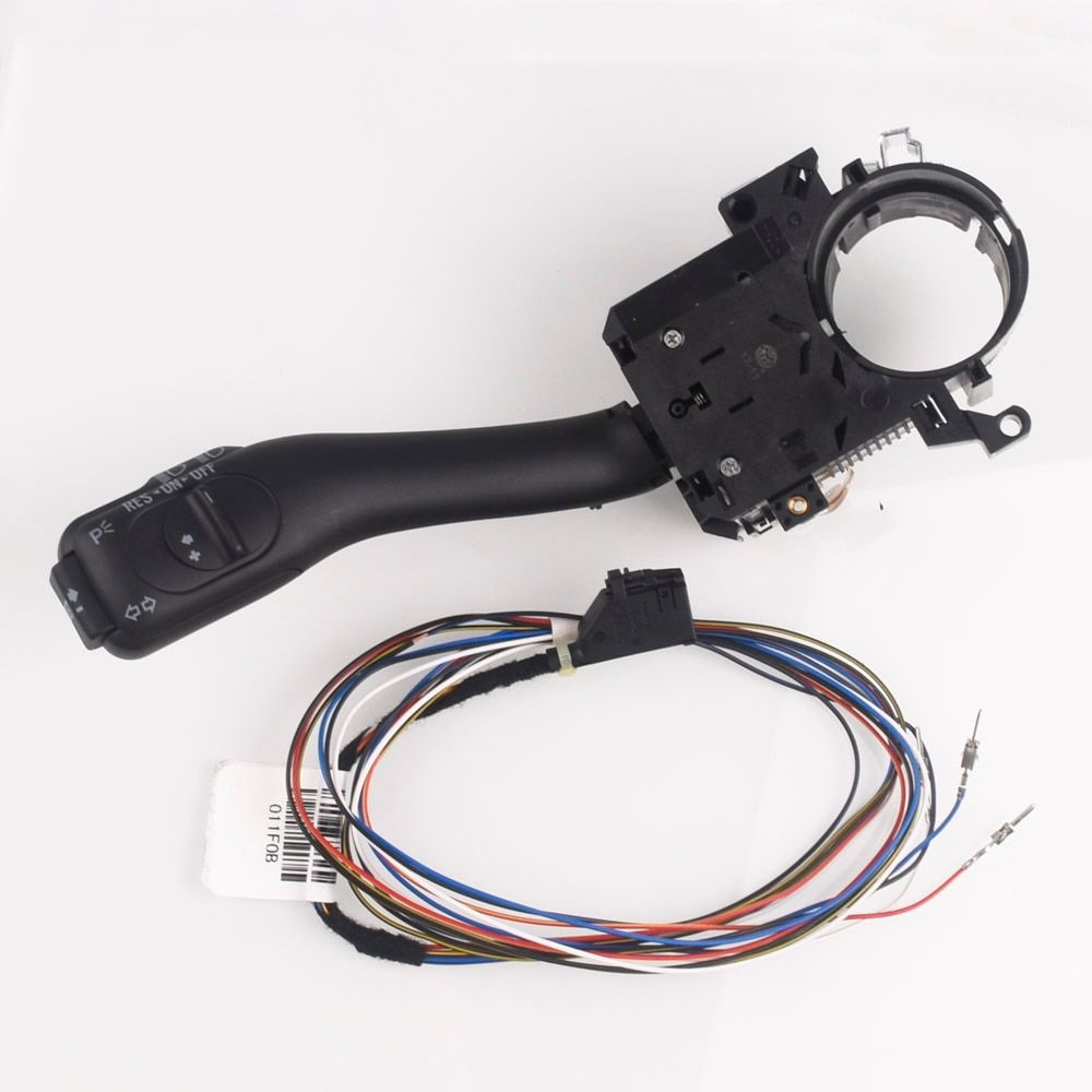 Cruise Control Stalk Switch System For Audi A2 A3 A6 S6 RS6 TT For Skoda Octavia Fabia 8L0953513J with Cables