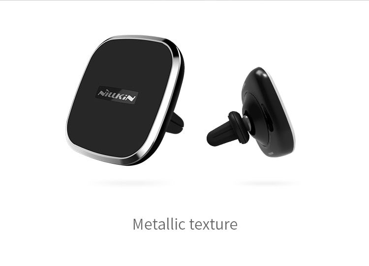 For Samsung galaxy S4 Wireless Car Charger Nillkin Qi Magnetic Car Wireless Charger for Samsung S6 Edge Car-Charger Phone Holder