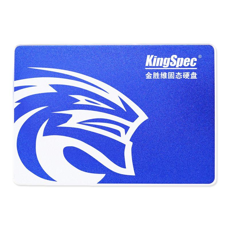 Продажа Kingspec 2.5 SATA III 6 ГБ/сек. SATA 3 SATA 2 HD SSD 60 ГБ твердотельный диск жесткий диск SSD 64 ГБ Бесплатная доставка Бразилия Россия