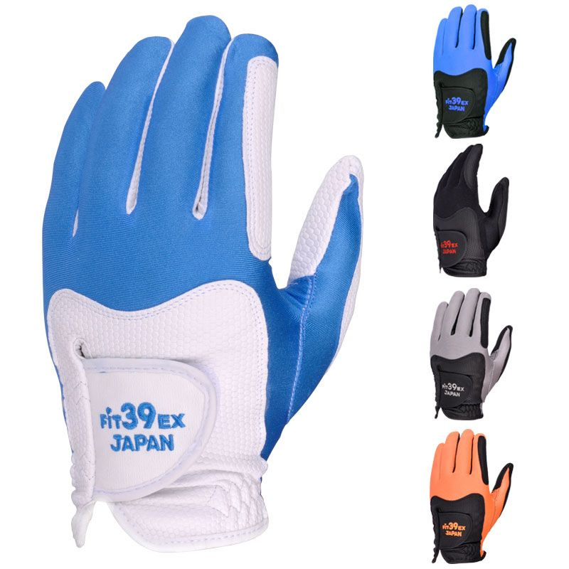 Cooyute New Fit-39 Golf Gloves Men's Left hand Golf Gloves 5Color Single color 5Pcs/lot Free Shipping