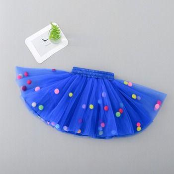 Infantile Tutu Bébé Filles Jupe Mini Robe Boules Filles Tutu Jupe Princesse Partie Ballet Danse Jupe Nouveau-Né Bébé Jupe