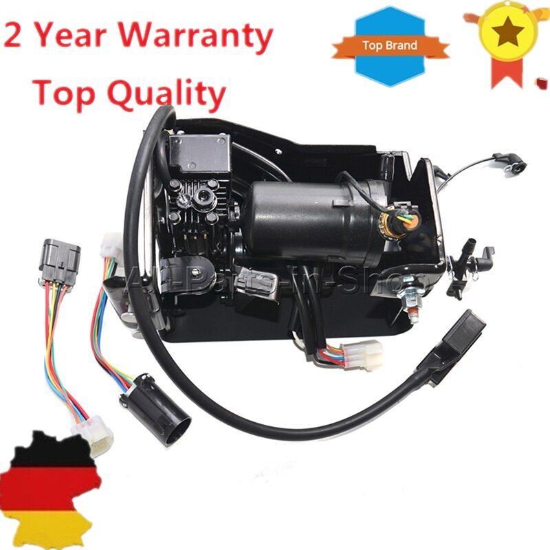 Air Ride Suspension Compressor Pump With Dryer For Escalade Avalanche Suburban 1500 Tahoe Yukon 15254590 19299545 20930288