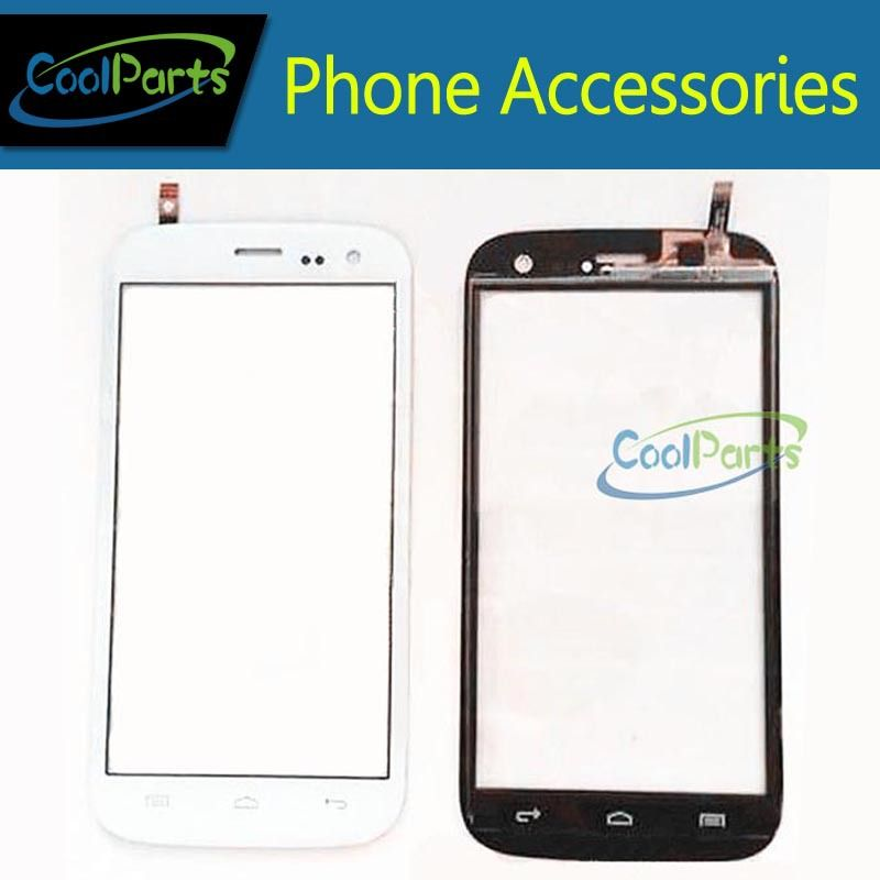 For Wiko Darknight White Color Wholesale Touch Screen Digitizer Replacement 1PC/Lot
